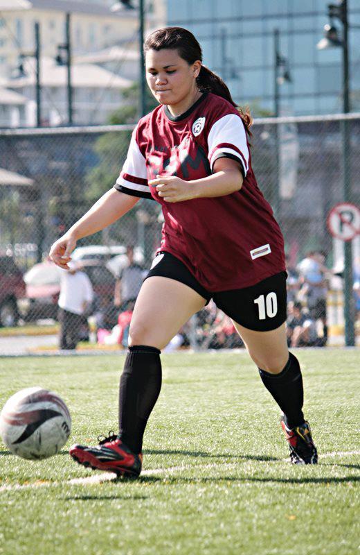 Katrina Ramos Atienza - football