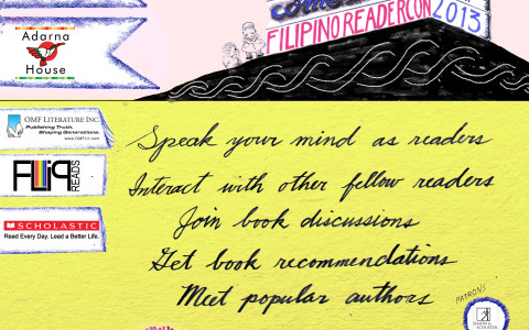 Filipino Reader Con 2013