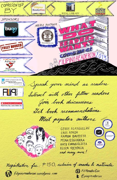 Filipino Reader Con 2013