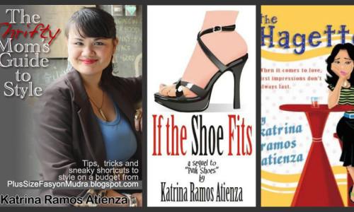 Katrina Ramos Atienza - Books